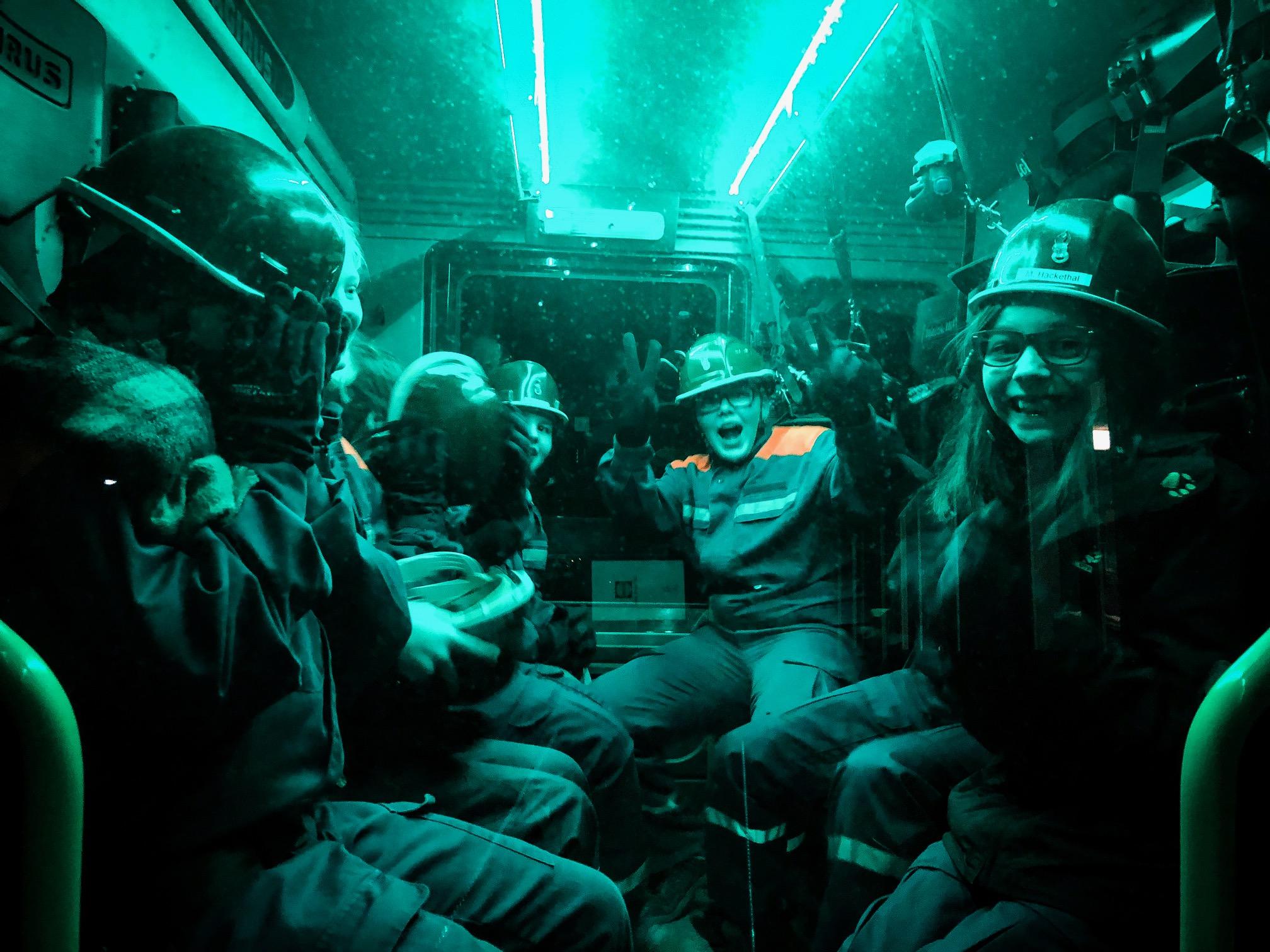 Üben fast wie die Großen: Spannende Stunden für Jugendfeuerwehr Echte