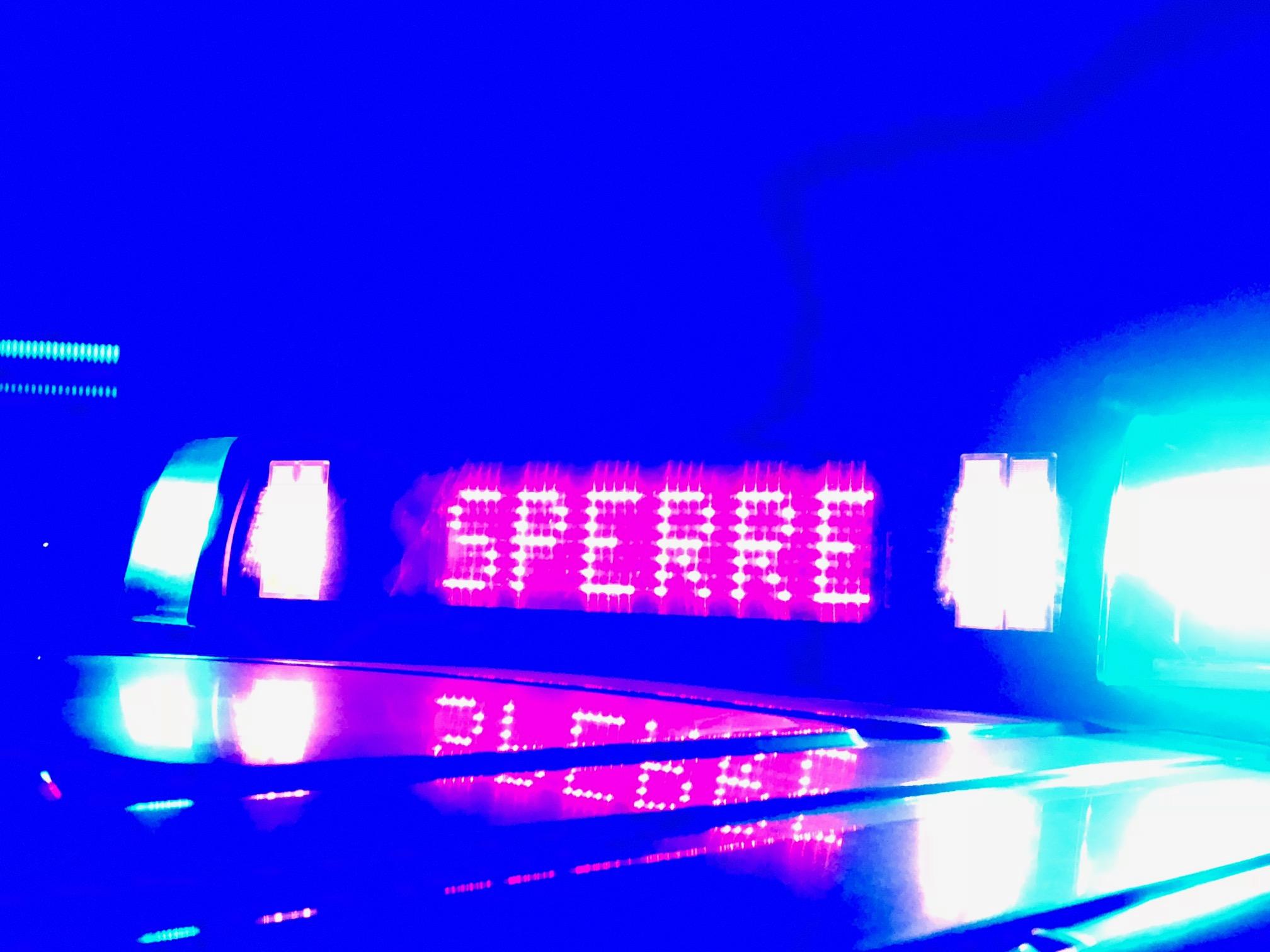 Feuerwehreinsatz: Brennendes Auto auf A7