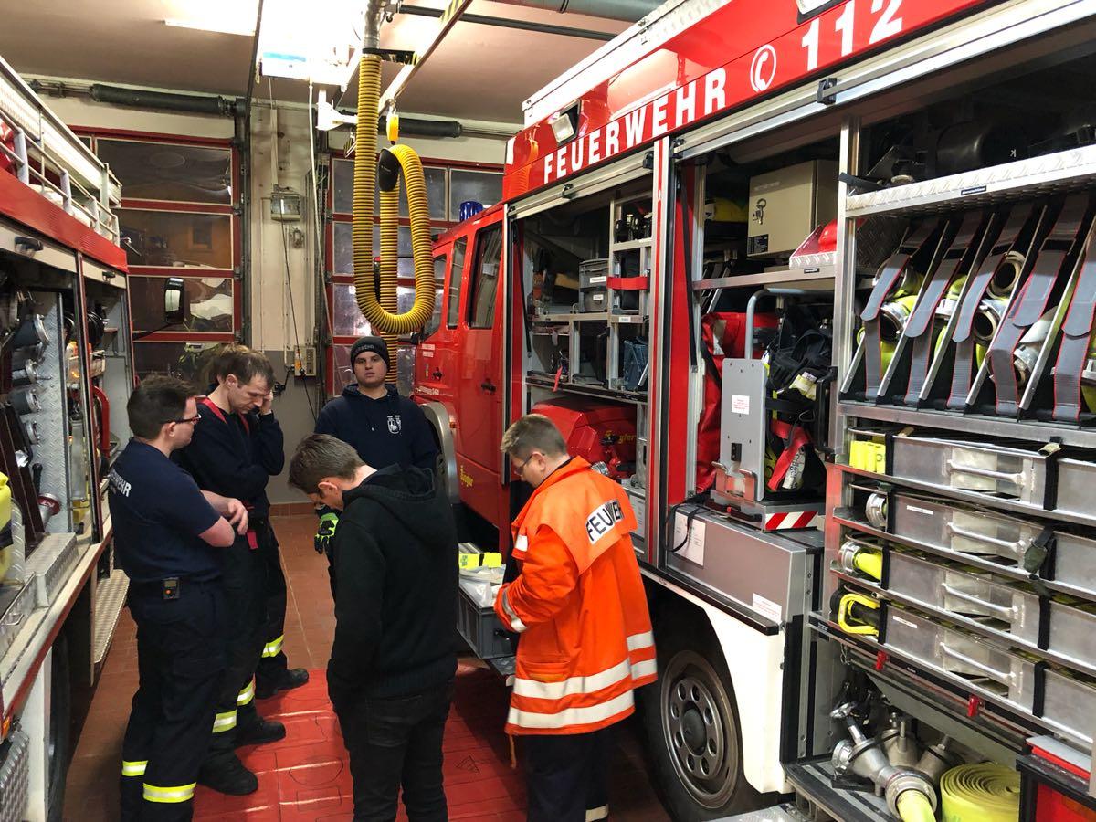 Gemeinsam stark: Feuerwehren Echte und Kalefeld beginnen Ausbildungsreihe